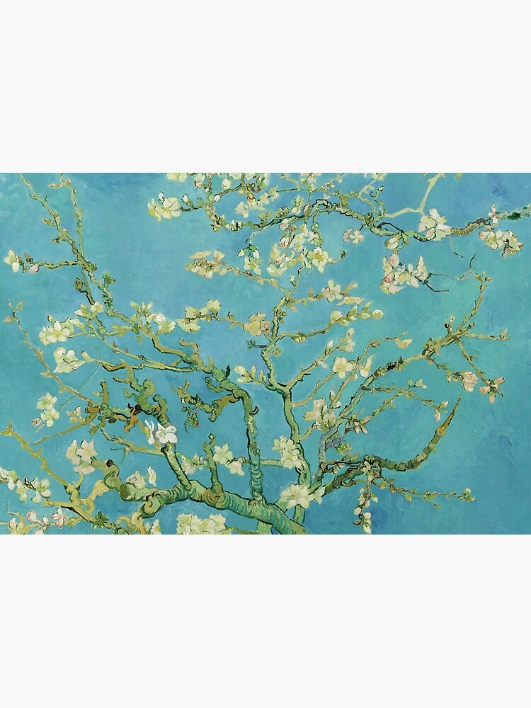 Almond Blossoms by Vincent van Gogh (1890) by allhistory