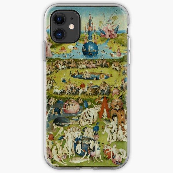 Apocalypse Durer Four Horsemen of the Apocalypse Revenge Biblical Prophesy White on Black. iphone 11 case