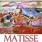 View of Collioure (1905) by Henri Matisse by Chunga