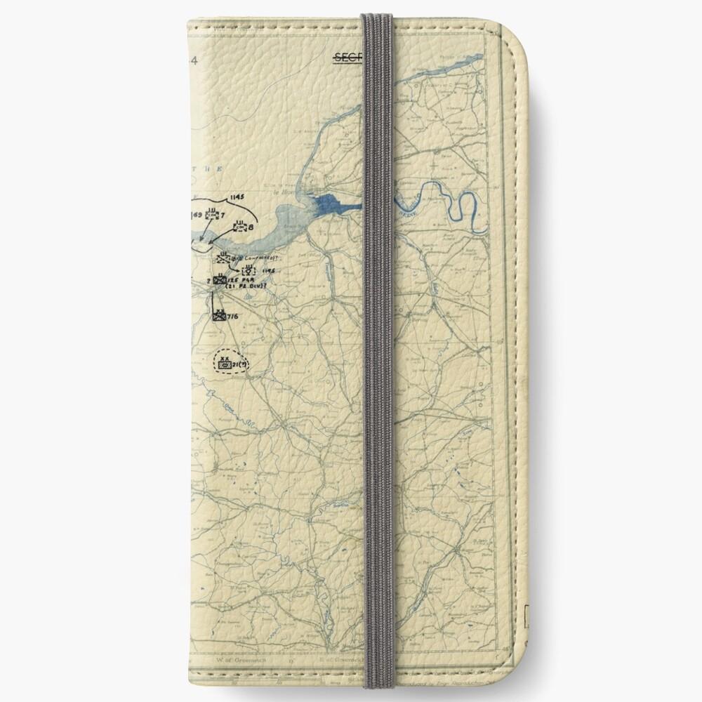 6. Juni 1944 D-Day Zweiter Weltkrieg iPhone Flip-Case