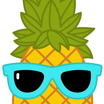 Cool Pineapple by procrest