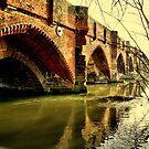 river bridge  by savosave