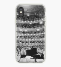 Metropolitan Opera House 39th Street in New York City iPhone-Hülle & Cover
