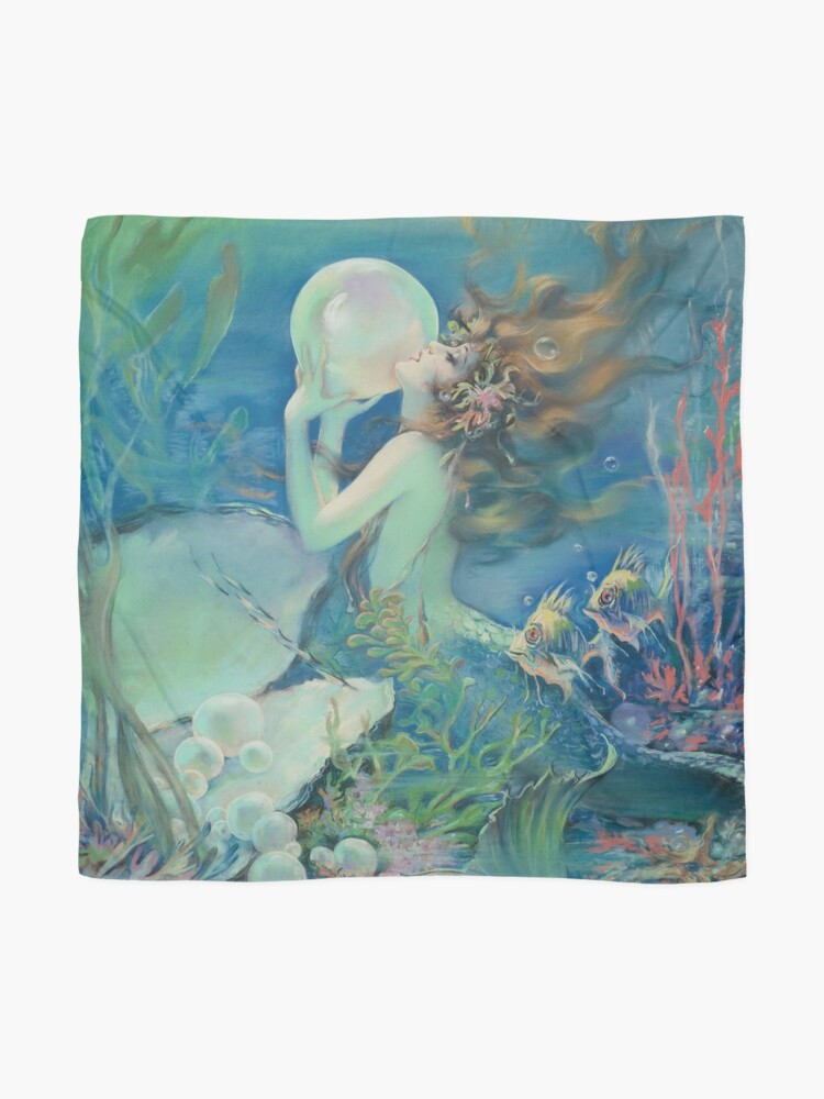 Alternate view of The Mermaid by Henry Clive Scarf