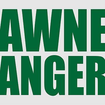 Pawnee Rangers by mongolife