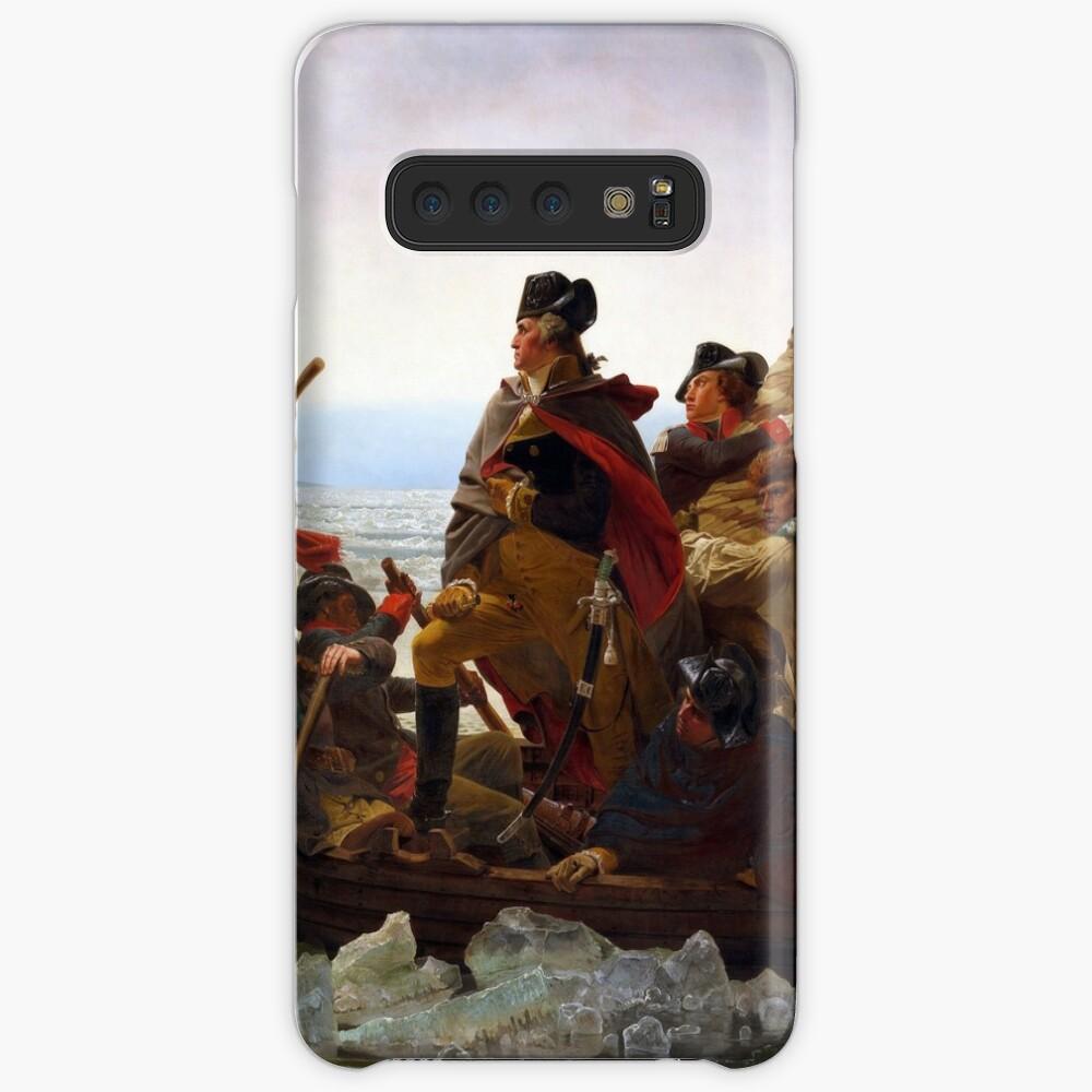 Washington Crossing the Delaware by Emanuel Leutze (1851) Case & Skin for Samsung Galaxy