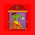 Year of the Dragon by elledeegee