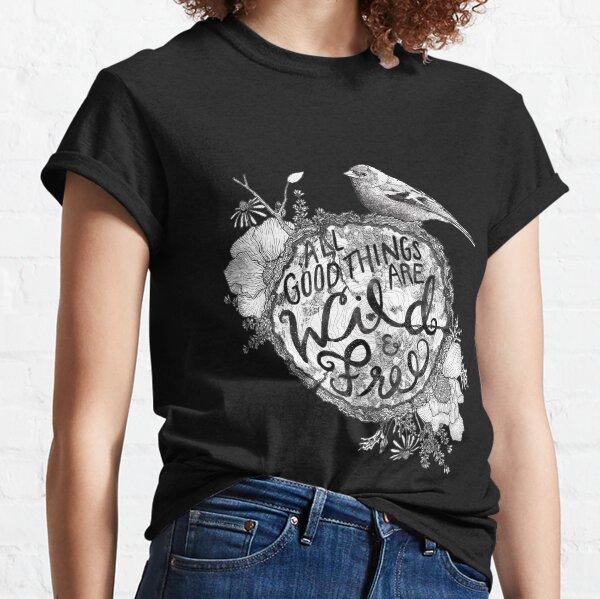 Kapiert? ; P Es gibt ein literarisches Wortspiel für euch alle. Classic T-Shirt