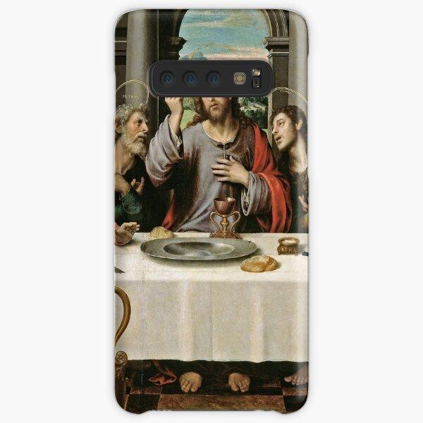 The Last Supper (Ultima Cena) by Joan de Joanes (c. 1562) Samsung Galaxy Snap Case