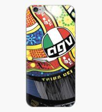 helmet race iPhone Case