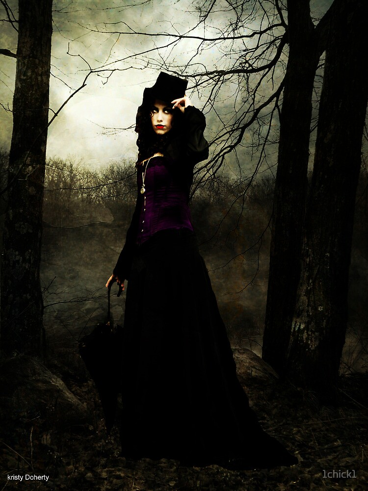 a vampires walk  by 1chick1