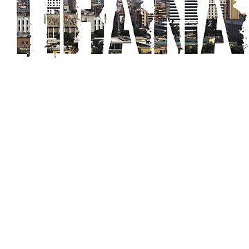 Tirana by MichaelRellov