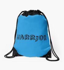 Warr;or Drawstring Bag