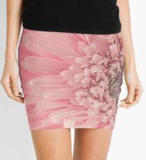 Pink Gerber  Mini Skirt