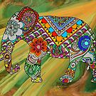 Elephant by Soualigua