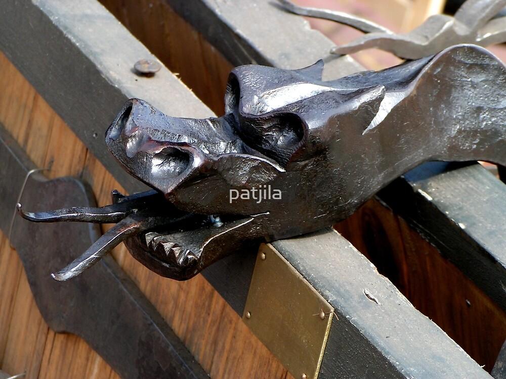 Dragon of life by patjila