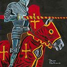 The Jouster by Dawn B Davies-McIninch