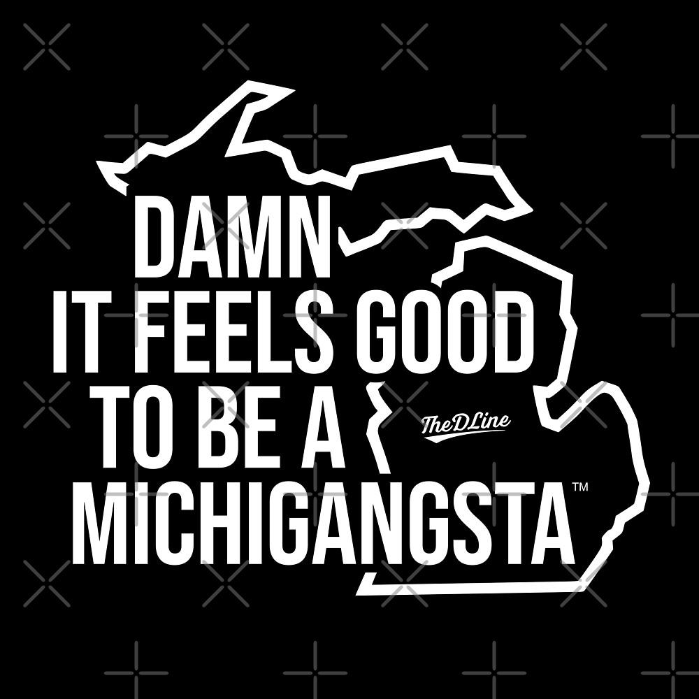Michigangsta by thedline