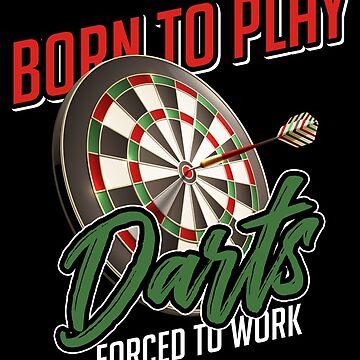 Darts work by GeschenkIdee