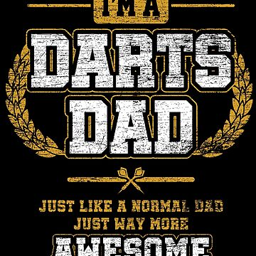 Father darts by GeschenkIdee
