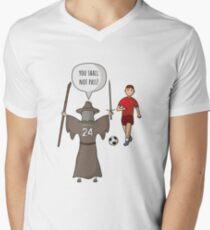 You Shall Not Pass! Men's V-Neck T-Shirt