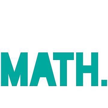 Math study teacher by 4tomic