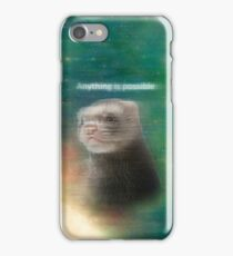 Anything is possible iPhone Case/Skin