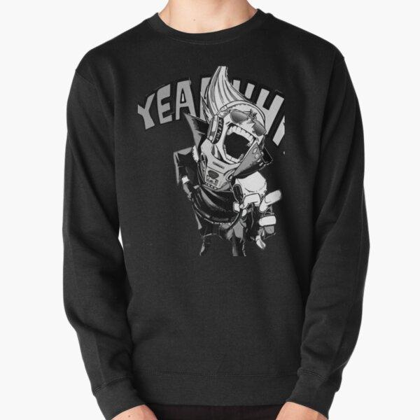 Present Mic Screaming  Pullover Sweatshirt