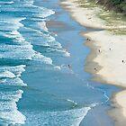Byron Bay, New South Wales, Australia. Tallow Beach bordering Arakwal National Park by andremichel