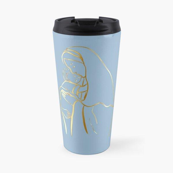 Mater Dei by TRADCATFEM Travel Mug