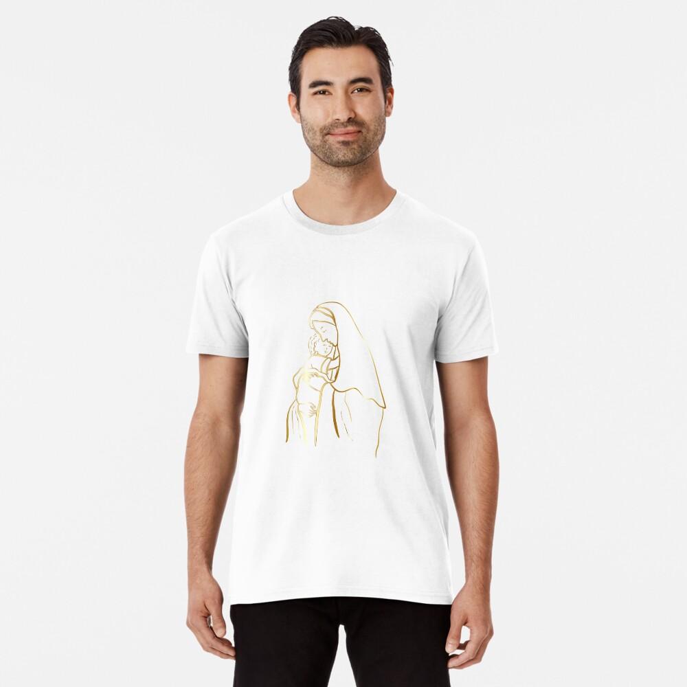 Mater Dei by TRADCATFEM Premium T-Shirt
