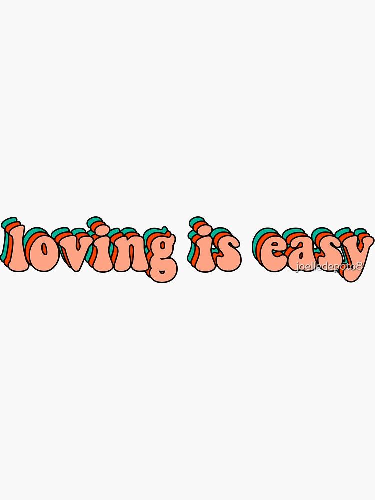 «aimer est facile rex orange county» par joelledepoto8