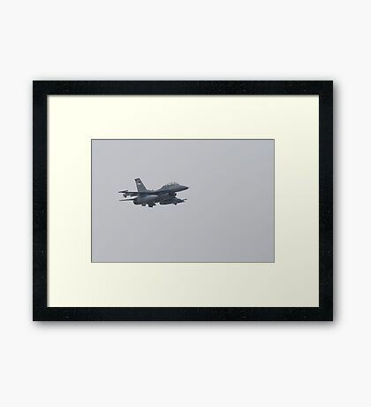 Aircraft 4 Framed Print