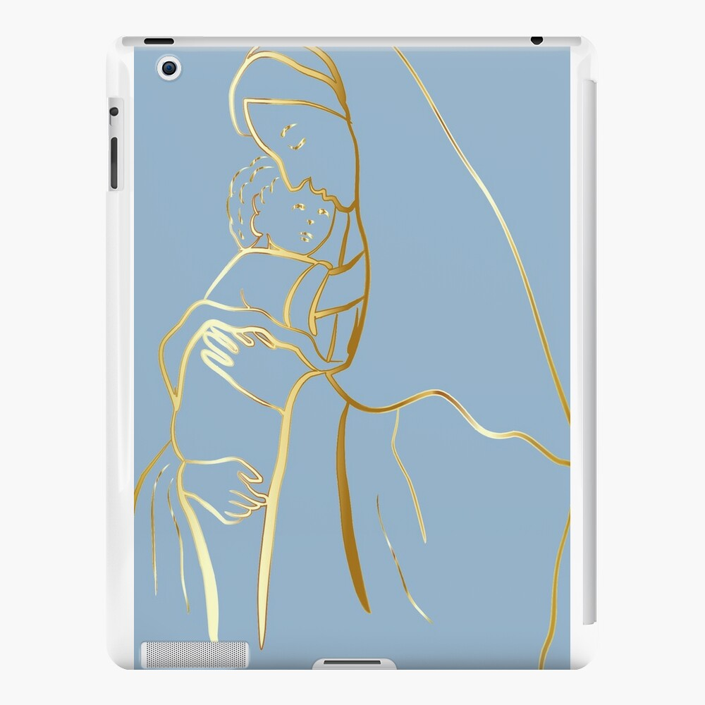 Mater Dei by TRADCATFEM iPad Cases & Skins