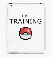 Pokemon Training iPad Case/Skin