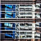 Urban Reflections by cclaude