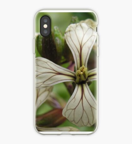 Rocket Flower iPhone Case
