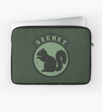 Secret Squirrel - Carp Fishing Laptop Sleeve