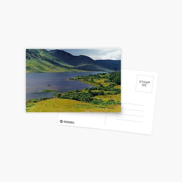 Lough Nafooey Postcard