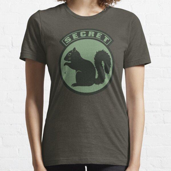 Secret Squirrel - Carp Fishing Essential T-Shirt
