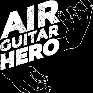 air guitar by MacOne