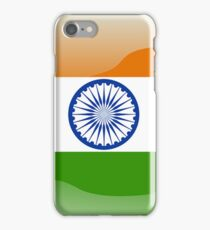Indian Flag, Icon, India iPhone Case/Skin