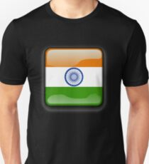 Indian Flag, Icon, India Unisex T-Shirt