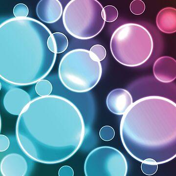 Bokeh-Blasen von lizsere87