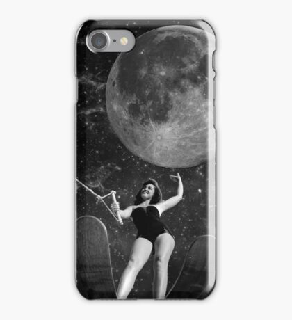 Black & White Collection -- Out There iPhone Case/Skin