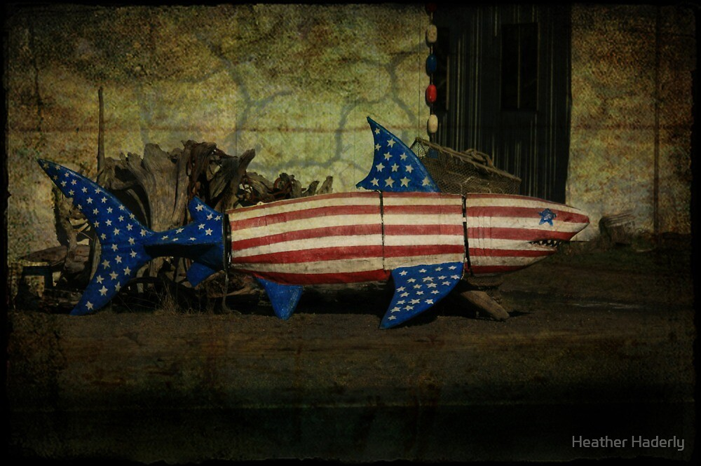 Great White Bait Company by Heather Haderly
