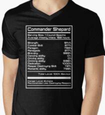 Mass Effect - Shepard Stats T-Shirt