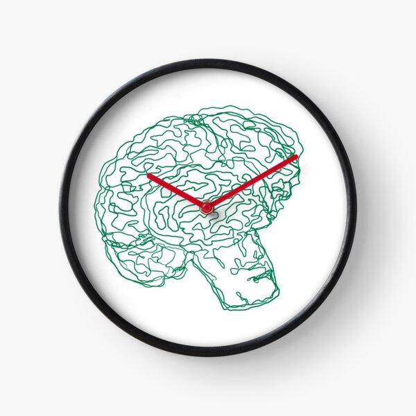 IT'S BROC O'CLOCK! Clock