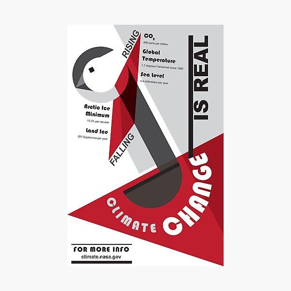 Bauhaus Climate Change Photographic Print