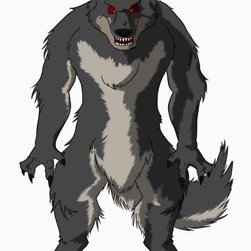 Wolf Rage by jakegr